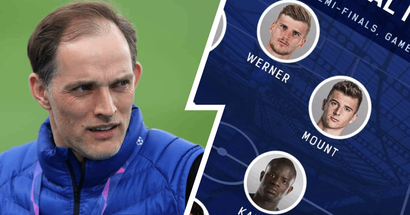 OFFICIEL: Le XI de Chelsea vs Real Madrid