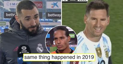 How Benzema will end up securing Messi his 7th Ballon d'Or: explained by fan