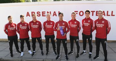 OFFICIAL: Arteta named PL Manager of the Month for September