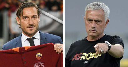 """""""È sempre stato e resta un valore aggiunto"""", Totti elogia Mourinho e spiega la capacità migliore dello Special One"""