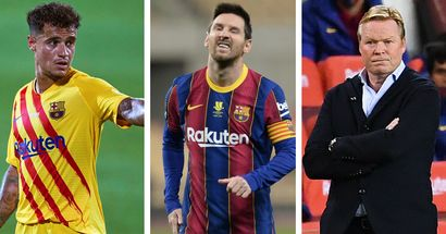 Coutinho & 3 more to be sold to finance Haaland and 4 other latest big stories at Barca you might've missed