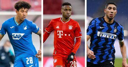 Hakimi zu teuer für Bayern, Hoffenheim will Richards halten: Zusammenfassung aller Transfer-News der letzten Woche