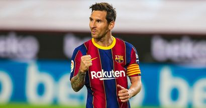 Lionel Messi on the brink of mind-blowing goalscoring record ahead of Valladolid encounter