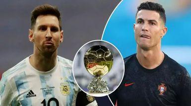 Probabilidades de ganar el Balón de Oro 2021: Messi lidera el grupo, Cristiano en segundo