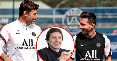 """""""J'ai pensé que c'était une blague"""", Pochettino raconte les dessous de l'arrivée de Messi au PSG"""