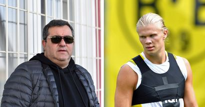 Raiola wants Haaland to join Man City & 3 more big Man United stories you might've missed