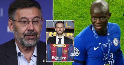 El Barcelona pudo haber fichado a Kanté en 2020: lo explicamos