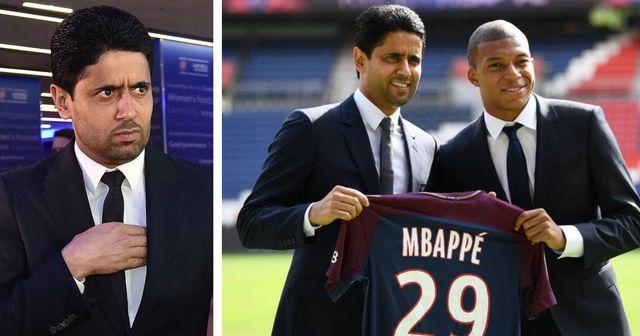 Al Khelaifi, presidente del PSG: 'Mbappé se va a quedar en París, nunca lo vamos a vender y nunca se irá gratis'