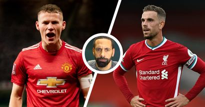 Rio Ferdinand reveals 3 reasons why Scott McTominay could have similar 'influence' as Jordan Henderson