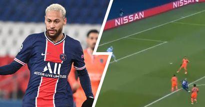 """L'ouverture du score de Neymar face à Basaksehir élu """"plus beau but de la phase de groupes de la Ligue des Champions"""""""