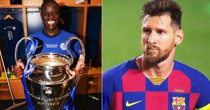 Ballon d'Or-Rangliste 2021: N'Golo Kante steht vor Cristiano Ronaldo und Leo Messi