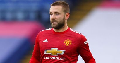 Mind the gap: Shaw dominates other Premier League defenders in creativity chart