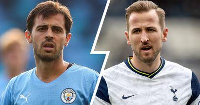 The Athletic: Bernardo Silva dismissed Tottenham move as part of Harry Kane transfer