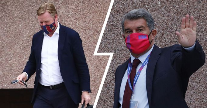 A hírek szerint ő lehet Koeman utódja a Barcelonánál
