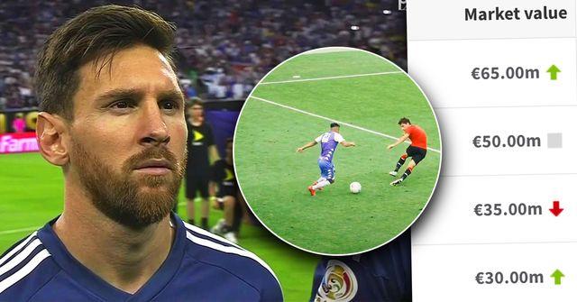 """""""Er ist der neue Messi"""": Liste der 10 teuersten Wunderkinder der Welt wurde enthüllt"""