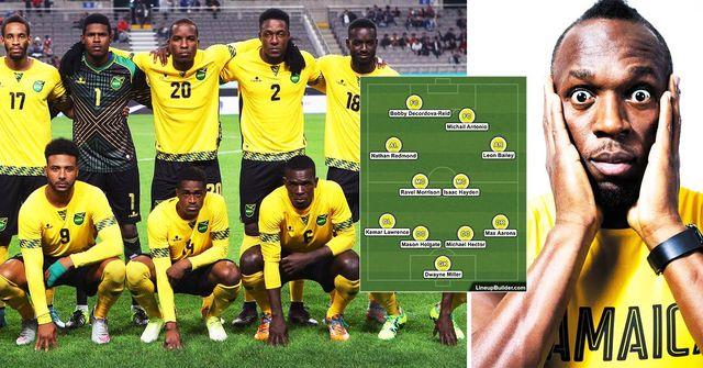 """""""Sie werden bei der Weltmeisterschaft alle überraschen"""": Jamaikas potenzielle Startelf begeistert die Fußballfans"""