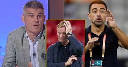 Masip, el asesor de Laporta, confirma el interés del Barcelona por Xavi