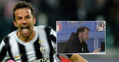 Alex Del Piero è ufficialmente un allenatore! L'ex capitano della Juve è risultato il migliore del corso di Coverciano
