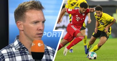 "Julian Nagelsmann: ""Borussia Dortmund ist immer ein Hauptkonkurrent"""