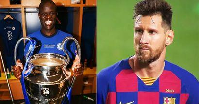 Ranking por el Balón de Oro 2021: N'Golo Kanté está por delante de Cristiano Ronaldo y Leo Messi