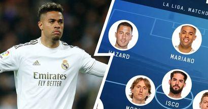 'Si Mariano es titular, marca 3': los fans del Madrid ya eligieron su XI para el duelo vs Villarreal