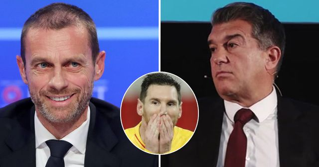 Barcelona may face 2-year ban from Champions League: explained