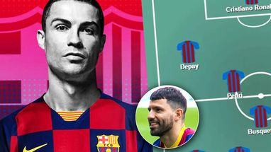 3 superstars IN: Barcelona's potential line-up for upcoming season looks truly incredible