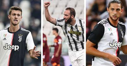 Top & Flop di Juventus-Roma: da Rabiot a Rugani, i 3 che hanno fatto meglio e i 3 che hanno deluso