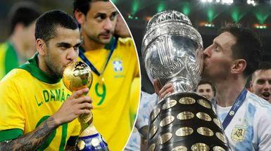 ¿Cuántos trofeos más necesita Leo Messi para alcanzar y adelantar a Dani Alves? Tú preguntaste, nosotros respondimos