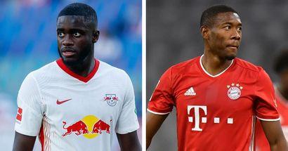Upamecano iría al Bayern en caso se concrete lo de Alaba al Madrid (fiabilidad: 3 estrellas)