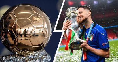 Ballon d'Or 2021: Jorginho and Kante's chances rated as official 30-man shortlist announced