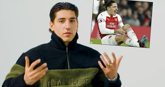 'I didn't know what was going to happen to me': Bellerin opens up on mental health issues and alcohol abuse