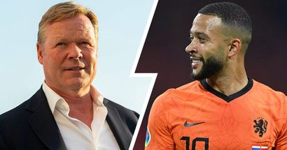 Koeman reiterates Depay to Barcelona 'almost completed' despite emerging PSG interest