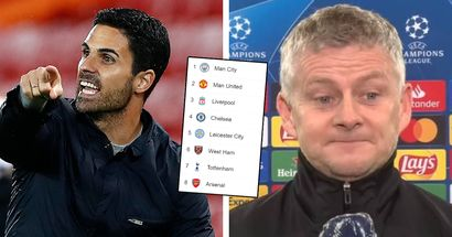 Are Man United turning into another Arsenal? You asked, we answered