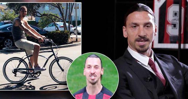 Zlatan ha avuto un'infanzia molto interessante - rubava le bici!