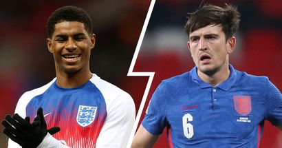 Rashford in top 5 most expensive footballers in England squad for Euro 2020, Maguire out of top 10