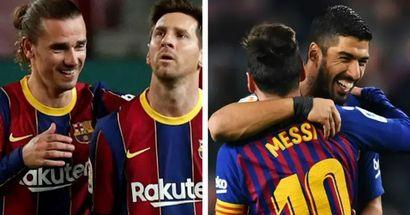 Messi ha regalado 28 penaltis a sus compañeros de equipo desde el 2008
