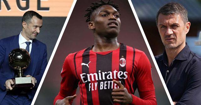 Mendes avvisa il Milan: Leao può lasciare i rossoneri, Maldini fa il prezzo dell'attaccante portoghese