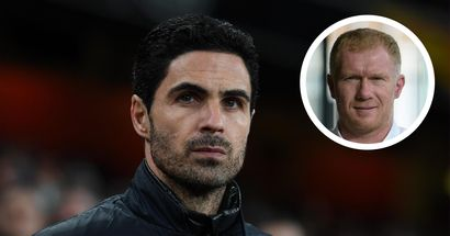 'Arsenal were so organised and aggressive — you don't usually associate it with them': Scholes pays huge compliment to Arteta