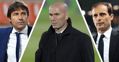 أنطونيو كونتي على وشك الرحيل عن إنتر ، قد يكون ريال مدريد مهتماً بخدماته (الموثوقية: 4 نجوم)