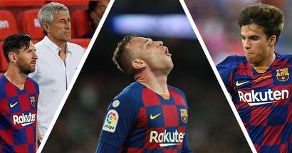 3 consecuencias negativas y 2 positivas de la expulsión de Arthur del Barça