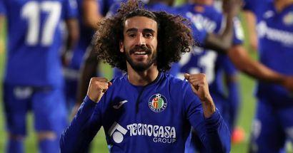 Cucurella: 'No pude demostrar mi fútbol en el Barça y he crecido en Eibar y Getafe'