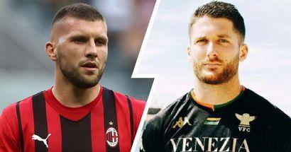 Rebic vs Henry: la sfida in attacco di Milan-Venezia