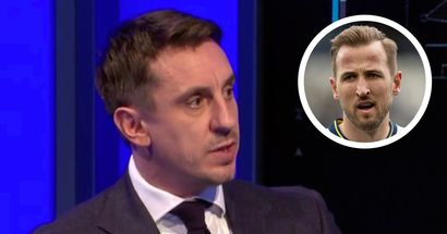 Gary Neville: 'If Manchester City had Harry Kane, Premier League is done'