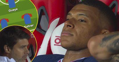 Mbappe as striker, Wijnaldum behind: PSG's latest formation unveiled