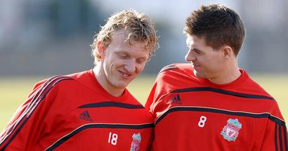 'I want to work as head coach but there are always exceptions': Dirk Kuyt outlines dream of working with Gerrard as assistant