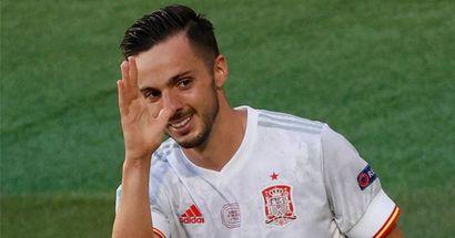 Pablo Sarabia donne raison au sélectionneur de l'Espagne avec une performance brillante vs la Slovaquie