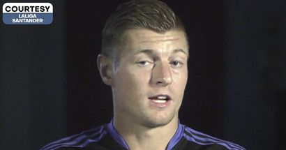 Toni Kroos: 'I'm confident we'll win our 4th Clasico in a row'