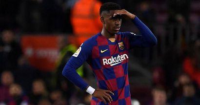 ❓DISKUSSIONSTHEMA: Hat Junior Firpo eine Zukunft bei Barça?