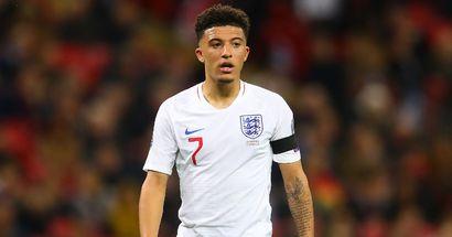 Jadon Sancho in die englische Nationalmannschaft berufen